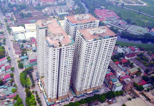 Tổ hợp chung cư cao cấp và thương mại Bemes CT6.