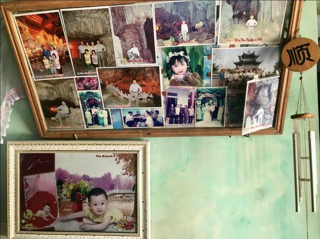 Căn nhà nhỏ đầy ắp kỷ niệm của gia đình chị Thạo