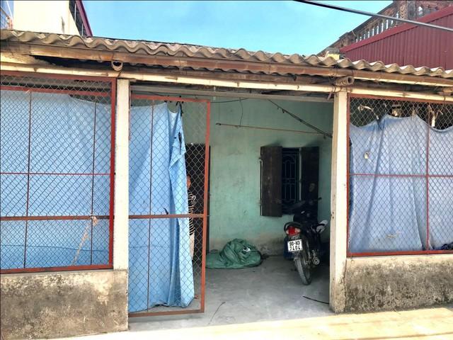 Căn nhà chật hẹp của gia đình chị Thạo