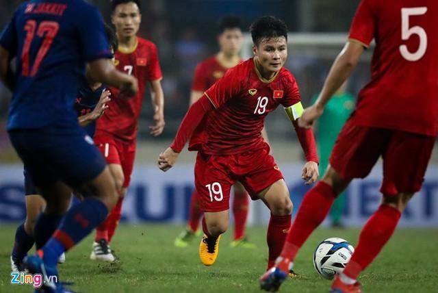 HLV Park Hang-seo có thêm một tuần chuẩn bị đấu Thái Lan - Ảnh 1.