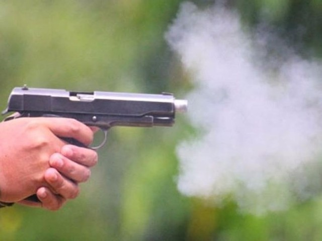 Nghệ An: Tạm giữ 3 đối tượng nghi liên quan đến vụ nổ súng chết người - Ảnh 1.