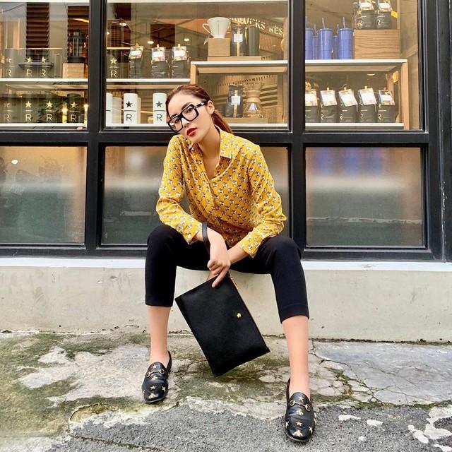 Ăn mặc sành điệu là phải chọn chuẩn từ giày dép: 5 gợi ý từ sao Việt giúp bạn hoàn thiện tủ giày - Ảnh 17.