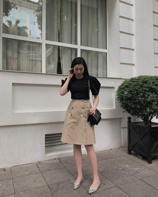 Ăn mặc sành điệu là phải chọn chuẩn từ giày dép: 5 gợi ý từ sao Việt giúp bạn hoàn thiện tủ giày - Ảnh 6.