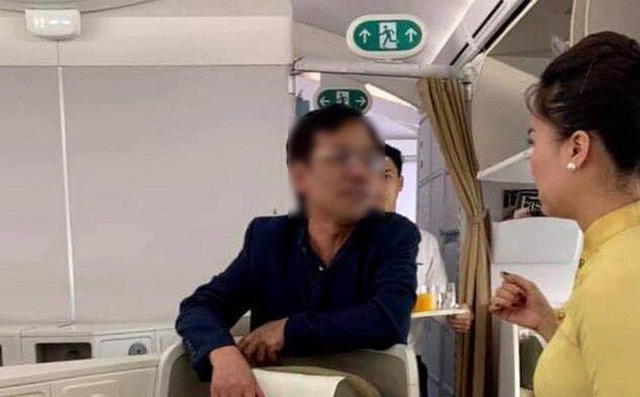 Đại gia địa ốc bị tố sàm sỡ nữ hành khách trên máy bay bị xử phạt thế nào? - Ảnh 2.