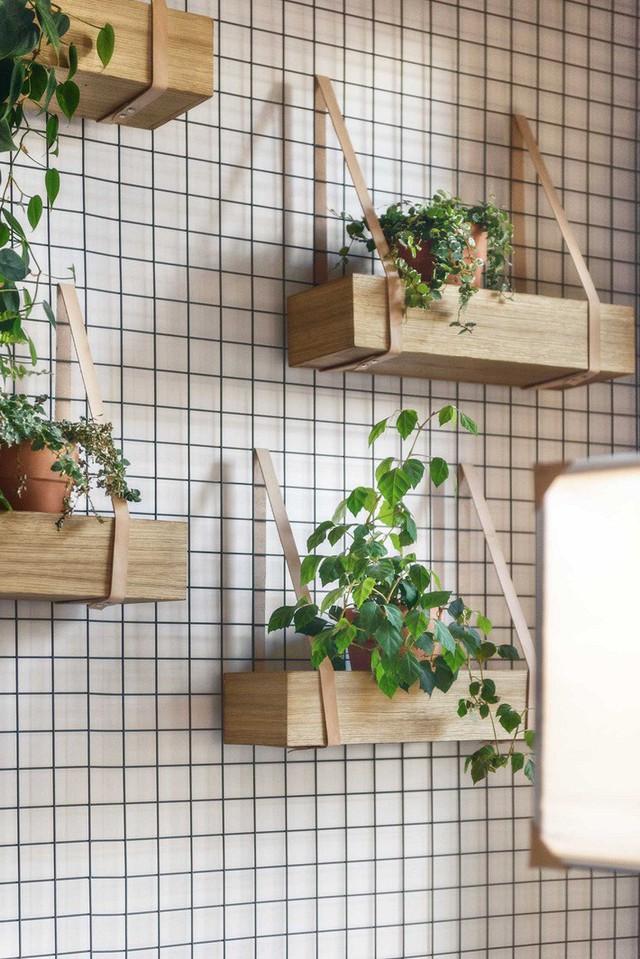 Những thiết kế kệ treo tường để đồ vật nhỏ xinh dành riêng cho những ai thích phong cách vintage - Ảnh 4.