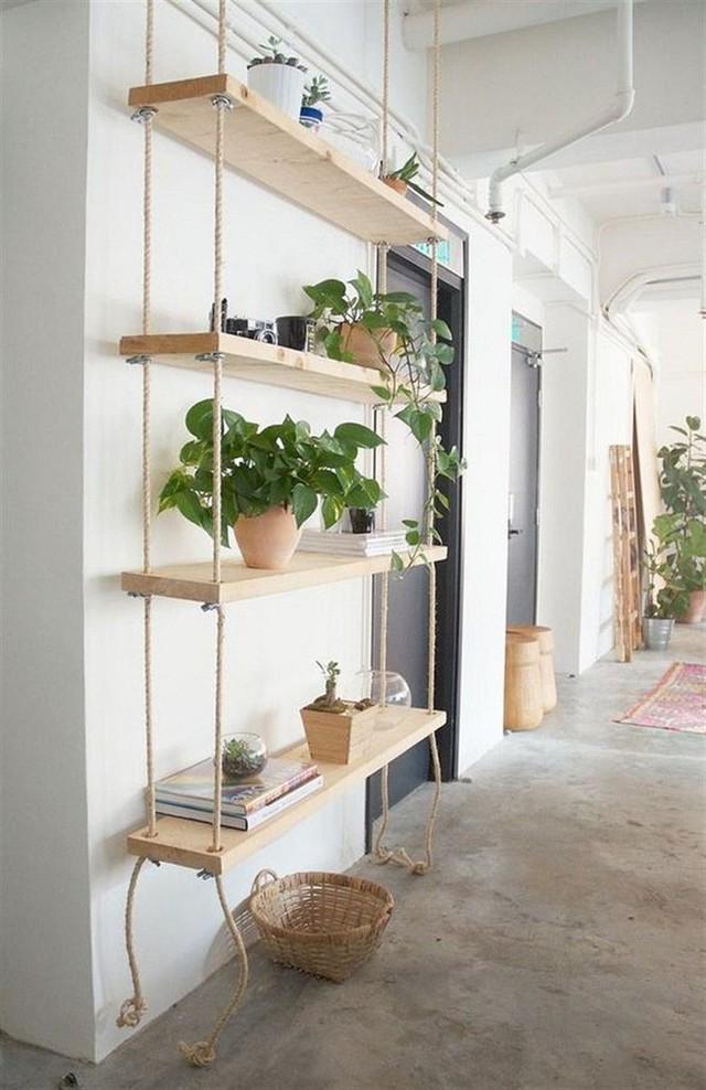 Những thiết kế kệ treo tường để đồ vật nhỏ xinh dành riêng cho những ai thích phong cách vintage - Ảnh 7.