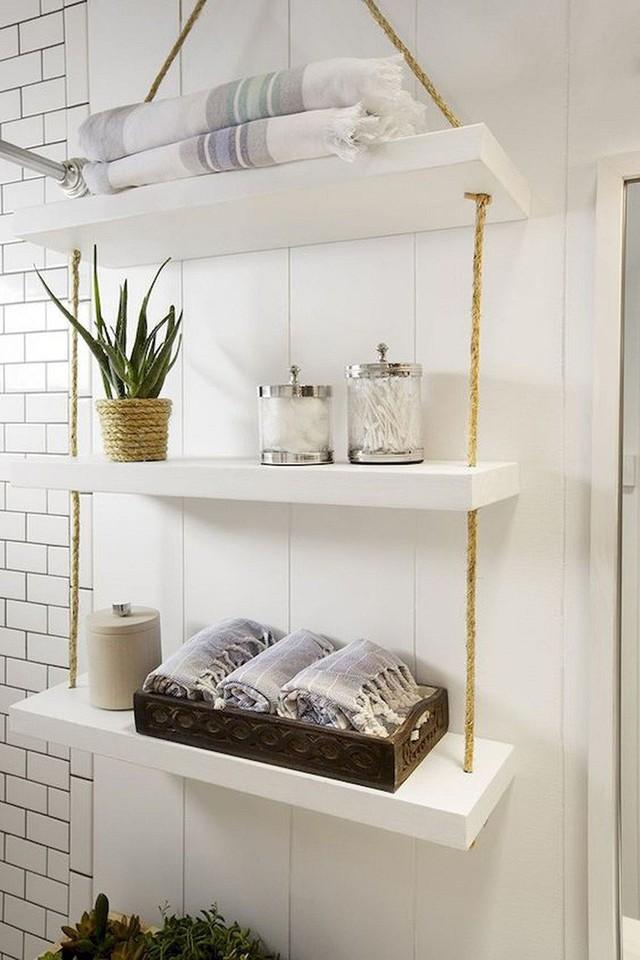 Những thiết kế kệ treo tường để đồ vật nhỏ xinh dành riêng cho những ai thích phong cách vintage - Ảnh 8.