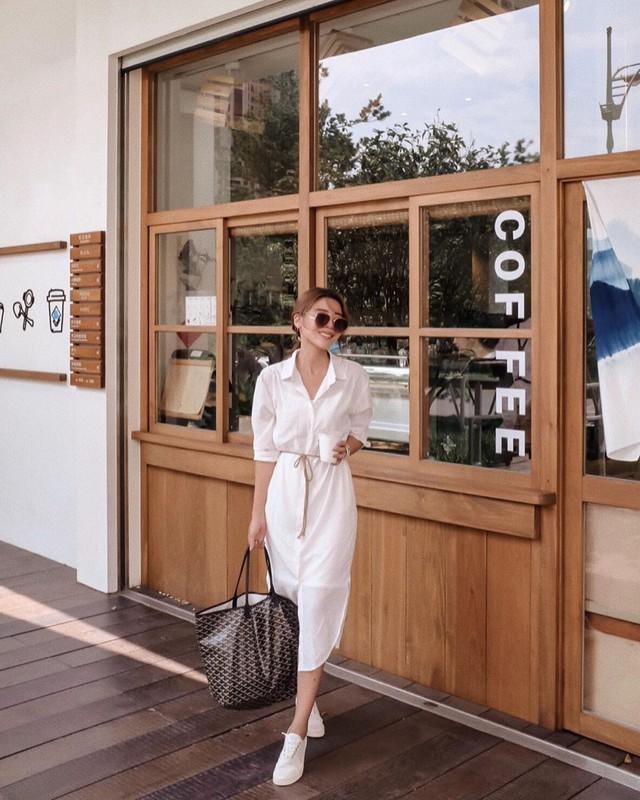 Để style đi làm không nghiêm túc quá hóa già nua và nhàm chán, nàng công sở chỉ cần áp dụng đúng 4 bí kíp - Ảnh 10.