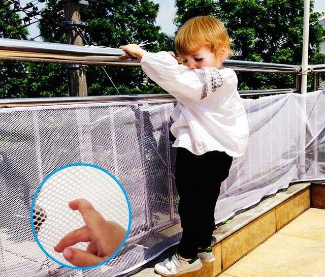 6 loại lưới bảo vệ ban công an toàn, giảm thiểu nỗi lo tai nạn cho bé đang ngày một nhiều - Ảnh 6.