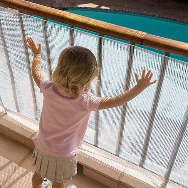 6 loại lưới bảo vệ ban công an toàn, giảm thiểu nỗi lo tai nạn cho bé đang ngày một nhiều - Ảnh 7.
