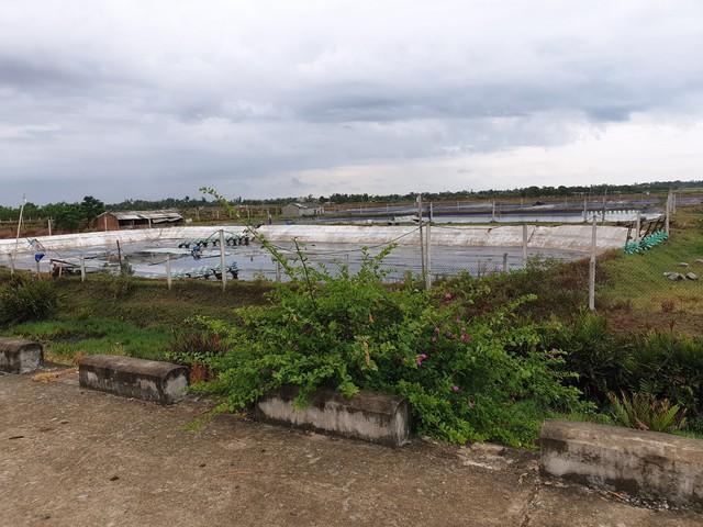 Sửa quạt nước tại hồ tôm, một người đàn ông ở Hà Tĩnh bị điện giật tử vong - Ảnh 1.