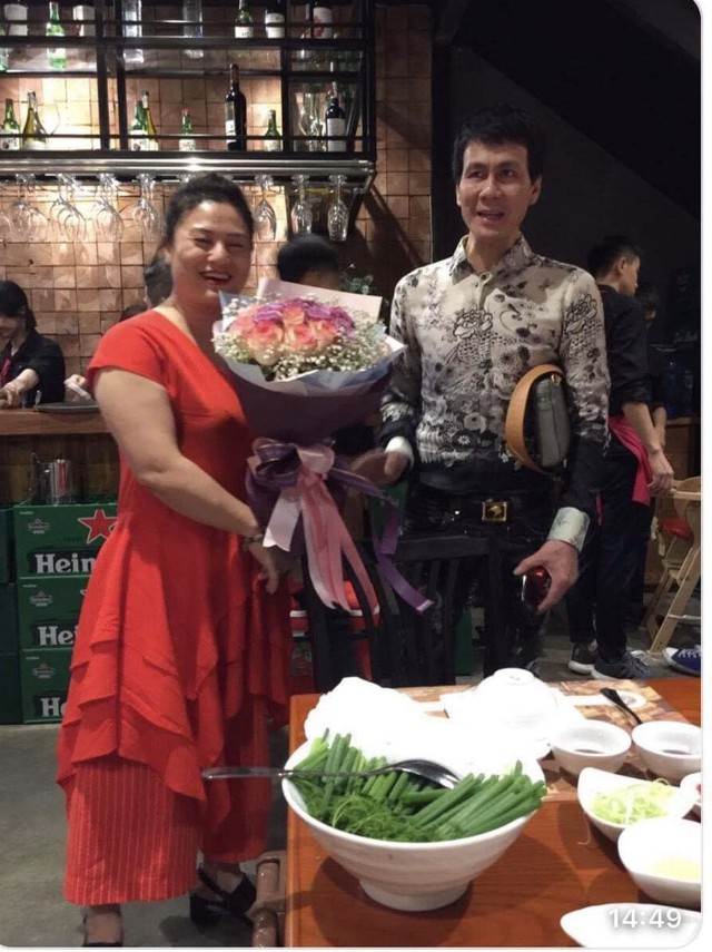 Độc quyền: Loạt ảnh chứng minh vợ chồng chị cả thân thiết với vợ hai Kiều Thanh - Ảnh 7.