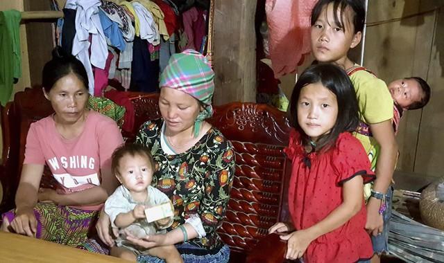 Gian nan công tác dân số ở các thôn đồng bào Mông - Ảnh 1.