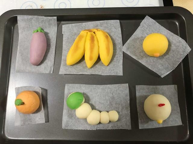 Cao thủ làm bánh chia sẻ đủ cách tạo hình bánh bao tuyệt đẹp - Ảnh 14.