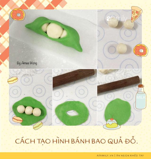 Cao thủ làm bánh chia sẻ đủ cách tạo hình bánh bao tuyệt đẹp - Ảnh 7.
