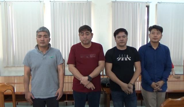 TP.HCM: Triệt phá nhóm người nước ngoài chức tổ chức cờ bạc - Ảnh 1.