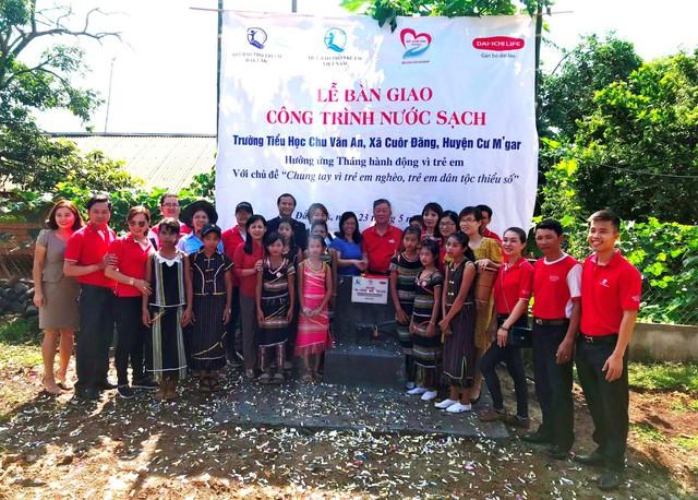 """Công ty BHNT Dai-ichi Việt Nam phát động gây quỹ cho chương trình hỗ trợ cộng đồng """"Kết nối triệu yêu thương"""" - Ảnh 3."""