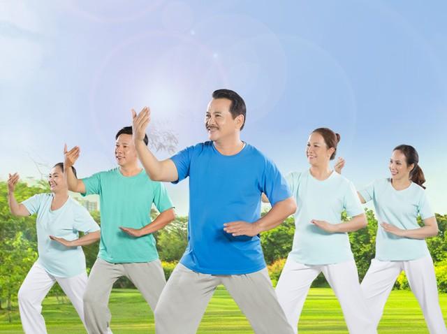 Tập thể dục thường xuyên giúp cơ thể dẻo dai linh hoạt có tác dụng tích cực đến sinh hoạt vợ chồng - Ảnh minh họa: Internet
