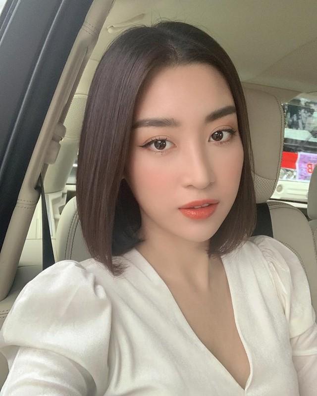 Chăm diện hàng hiệu cực chất, Đỗ Mỹ Linh thoát mác hoa hậu nghèo nhất Việt Nam - Ảnh 1.