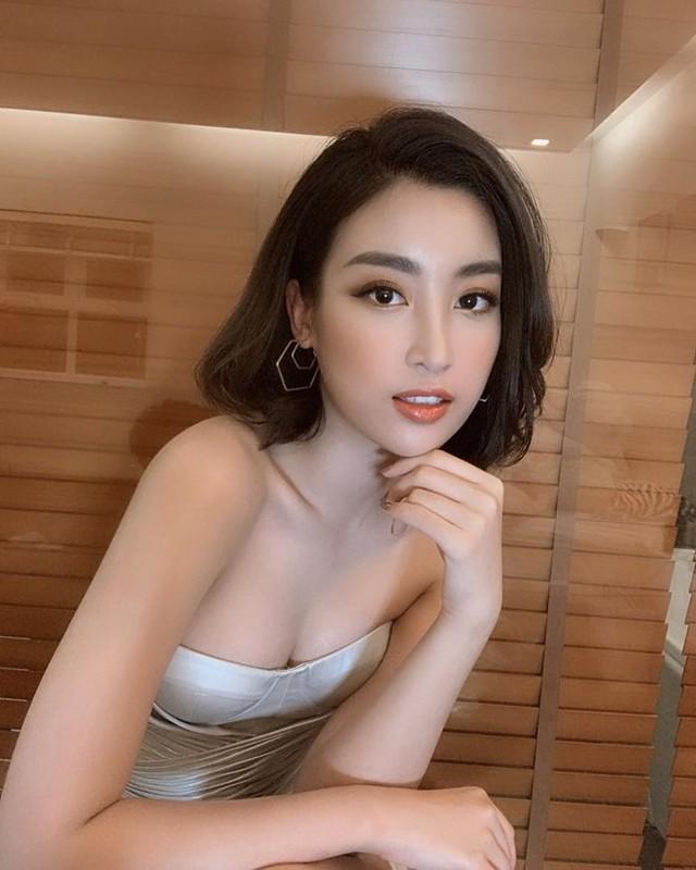 Chăm diện hàng hiệu cực chất, Đỗ Mỹ Linh thoát mác hoa hậu nghèo nhất Việt Nam - Ảnh 3.