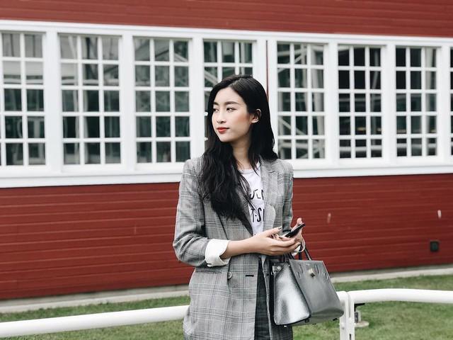Chăm diện hàng hiệu cực chất, Đỗ Mỹ Linh thoát mác hoa hậu nghèo nhất Việt Nam - Ảnh 10.