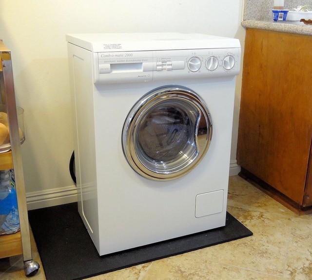 Đặt máy giặt đúng vị trí, đảm bảo an toàn không phải ai cũng biết.