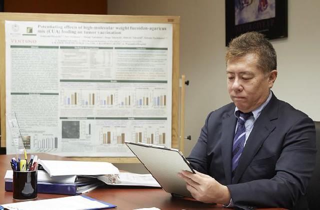 Tiến sĩ, bác sĩ Daisuke Tachikawa nhận nhiều giải thưởng vì nỗ lực cống hiến cho y học