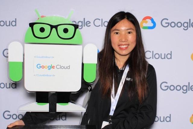 Từ cô gái suýt thất học đến kỹ sư Google nhận lương 115.000 USD/năm - Ảnh 2.