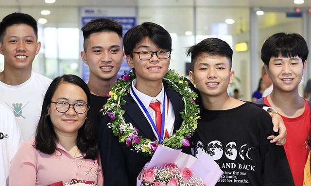 Học sinh đầu tiên của tỉnh Yên Bái giành huy chương quốc tế  - Ảnh 3.