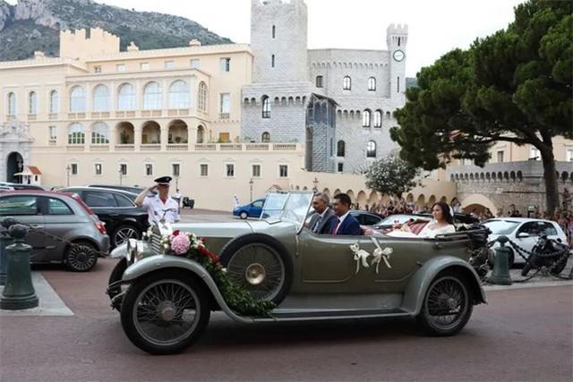 Đám cưới của cô gái mang dòng máu Việt với con trai công chúa Monaco - Ảnh 3.