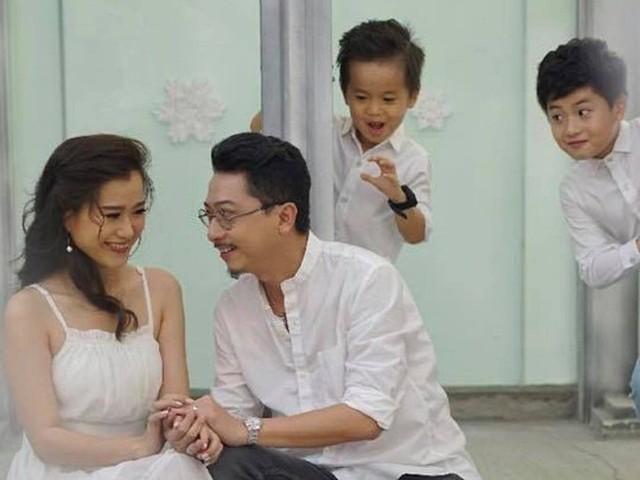 Cuộc sống của gia đình Lâm Vỹ Dạ - Hứa Minh Đạt sau 9 năm kết hôn - Ảnh 7.