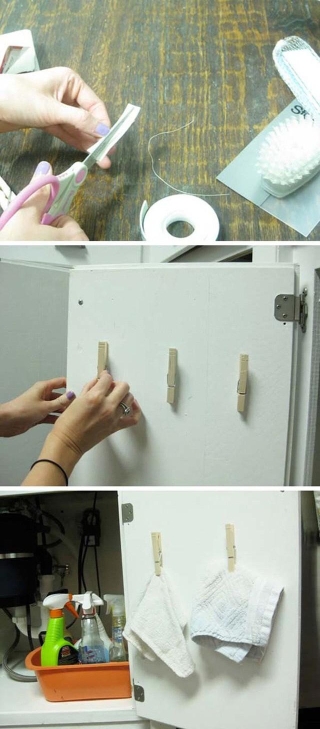 14 cách thông minh để dễ dàng sắp xếp tủ bếp gọn gàng, đẹp mắt - Ảnh 7.