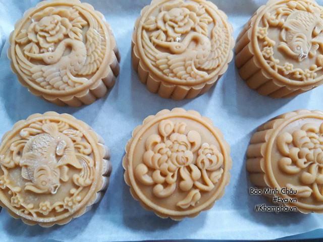 Cách làm bánh nướng truyền thống tuyệt ngon lại đơn giản cho Tết Trung thu - Ảnh 8.