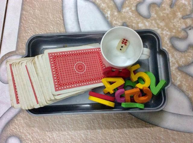 Dạy trẻ học chữ, tính nhẩm bằng trò chơi để trẻ thành trò giỏi trong 2 tuần - Ảnh 2.