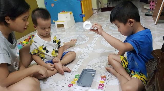 Dạy trẻ học chữ, tính nhẩm bằng trò chơi để trẻ thành trò giỏi trong 2 tuần - Ảnh 4.