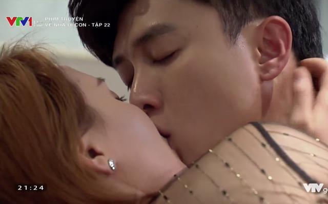 Quốc Trường: Tôi phải hôn Bảo Thanh tới 10 lần một cảnh, còn Quỳnh Nga là 6 lần - Ảnh 2.