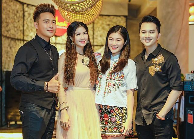 Em gái hoa hậu mừng Kha Ly chiến thắng cuộc thi hát bolero - Ảnh 5.
