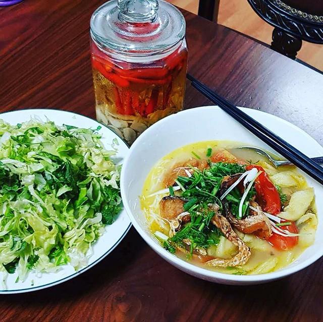 Những mâm cơm nấu trong một tiếng của Kiwi Ngô Mai Trang - Ảnh 6.