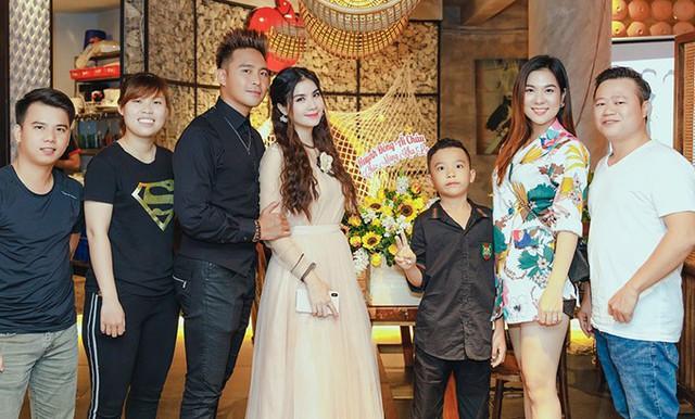 Em gái hoa hậu mừng Kha Ly chiến thắng cuộc thi hát bolero - Ảnh 8.