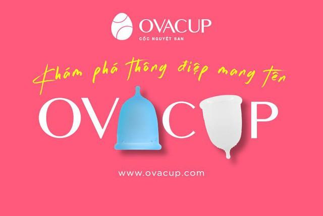 Ovacup – cuộc cách mạng của toàn phái nữ - Ảnh 1.