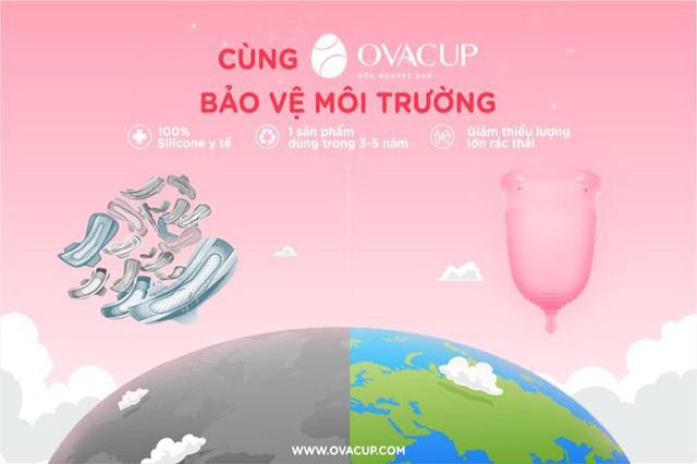 Ovacup – cuộc cách mạng của toàn phái nữ - Ảnh 6.