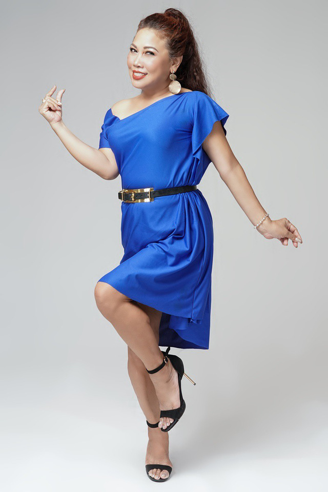 Không thể nhận ra Siu Black sau khi giảm 20kg, làm người mẫu cực điệu nghệ - Ảnh 8.