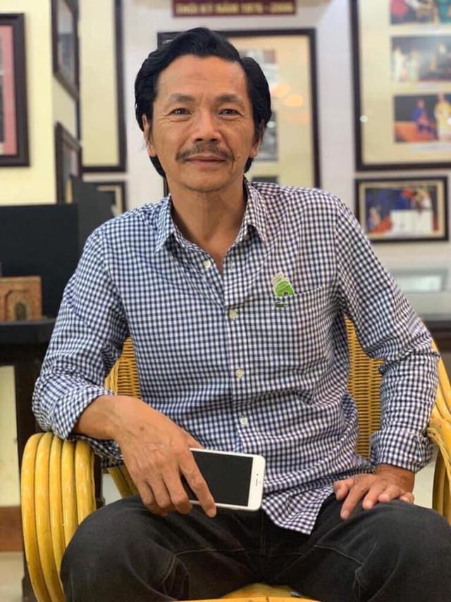 Nghệ sĩ Trung Anh chia sẻ từng 'lấn cấn' khi làm hồ sơ xét tặng danh hiệu NSND - Ảnh 1.