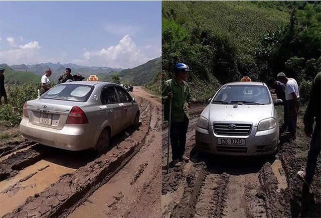 Hành trình truy bắt 3 đối tượng người Trung Quốc giết tài xế, cướp taxi rồi mang xác lên Sơn La phi tang - Ảnh 3.
