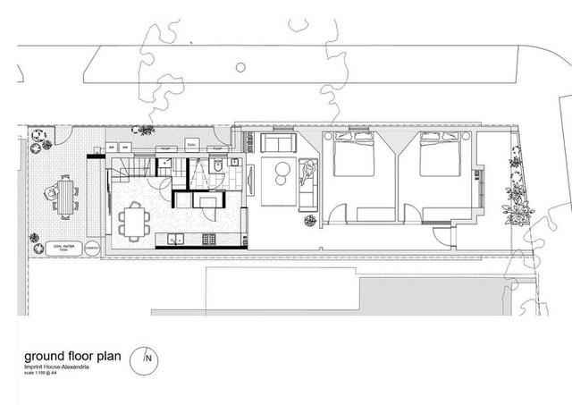 Ngôi nhà 2 tầng mang tới cảm giác thông minh, phong cách và thân thiện với môi trường. - Ảnh 11.