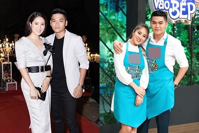 Hai năm hôn nhân của Lê Phương và chồng trẻ - Ảnh 3.
