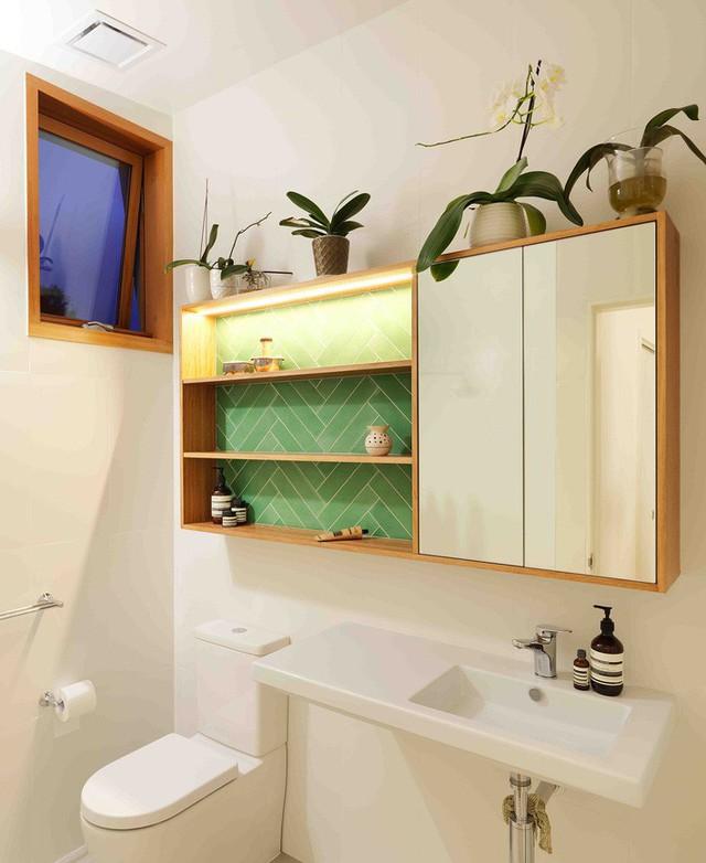 Ngôi nhà 2 tầng mang tới cảm giác thông minh, phong cách và thân thiện với môi trường. - Ảnh 3.