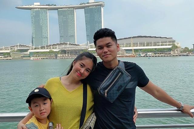 Hai năm hôn nhân của Lê Phương và chồng trẻ - Ảnh 5.