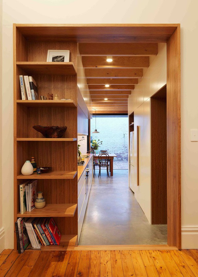 Ngôi nhà 2 tầng mang tới cảm giác thông minh, phong cách và thân thiện với môi trường. - Ảnh 5.