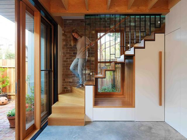 Ngôi nhà 2 tầng mang tới cảm giác thông minh, phong cách và thân thiện với môi trường. - Ảnh 9.